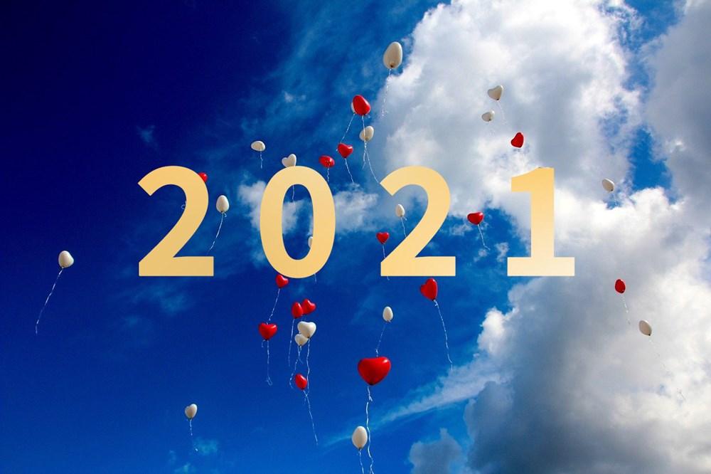 2021新年寄语——愿你有人爱,有事做,有所期待